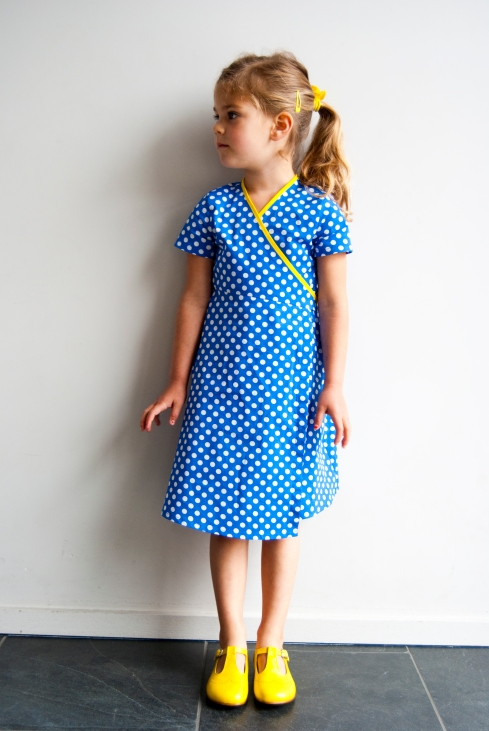 Vink jurk by paspelpoezen