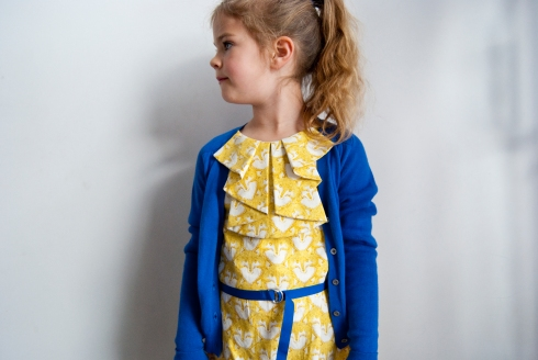 Foxes dress_front1