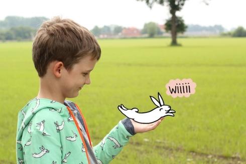 Klaas_met_konijn